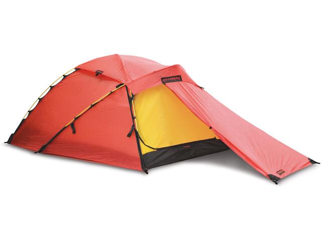 Hilleberg Jannu Tent, red